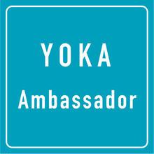 YOKAアンバサダーに応募