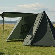 DDハンモック DD SuperLight -Aフレーム  A-Frame テント Tent  (パップテント)