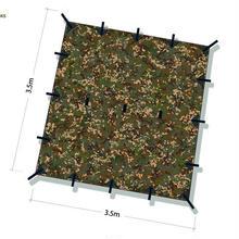 DD Tarp タープ 3.5 x 3.5 MC (マルチカム)