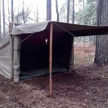 ミニ ベイカー キャンプファイヤー テント