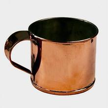 銅のカップ