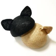 CAT BERET 黒