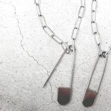 -BIG PIN- Necklace