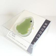 Cerise Cheeks/カエル・ブローチ