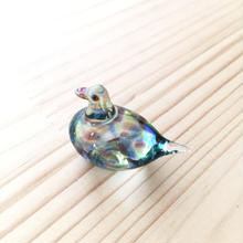 玉造ガラス工房 ガラスのトリさんA10