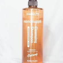 ナノサプリ クレンジングシャンプー ウーロン 1000ml