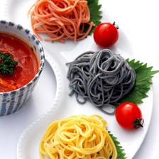 お野菜パスタ ロング スパゲッティーニ (丸麺)