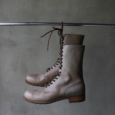 formeフォルメ/  Vachetta  leather boots 14holeブーツ/ fo-17068