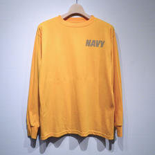 US NAVY TRAINING REFLECTOR L/S TEE