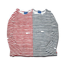 PIRATE BORDER LONGSLEEVE SHIRTS