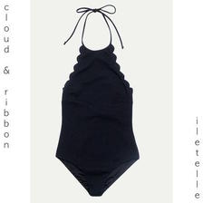 cloud & ribbon swimsuit