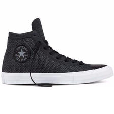 CHUCK TAYLOR ALL STAR x NIKE FLYKNIT HI BLACK