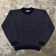 80's cambridge supply co. Wool Sweater
