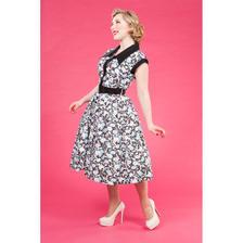 [SALE] 50年代風 フローラル レトロワンピース Miss Candyfloss ミスキャンディフロス Dorit Lous