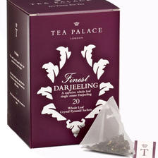 Tea Palace ピラミッド型ティーバッグ