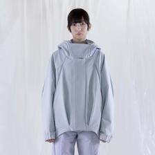 chloma / ディストピアパーカー / ペールブルー
