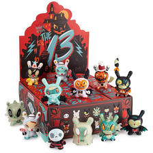The 13 Dunny Series by Brandt Petersr