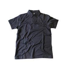 umbro ポロシャツ(マイクロ鹿の子地)  BLK