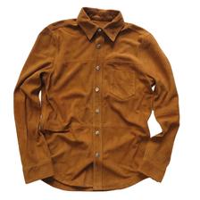 GANT rugger スウェードシャツ(ブラウン、ブラック)