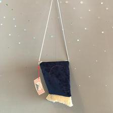 hoop  三角ポシェット