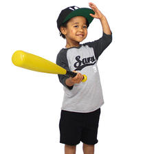 【 Santastic! Kid's / サンタスティック キッズ 】Baseball Tee