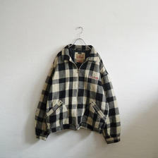 unisex wool zipper jacket