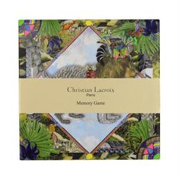 Christian Lacroix Jungle Leo Memory Game & Puzzle / クリスチャンラクロワ ジャングル レオ メモリーゲーム & パズル
