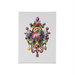 01195 Christian Lacroix Bijoux Message Card Set / クリスチャンラクロワ ビジュー メッセージカードセット
