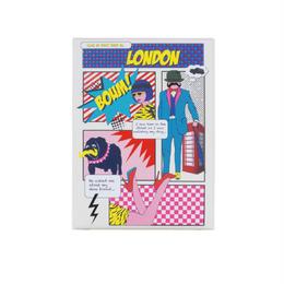 メール便発送商品 / 1027 Christian Lacroix London Message Card Set / クリスチャンラクロワ ロンドン メッセージカードセット