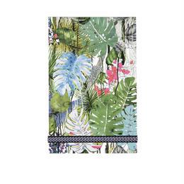 メール便発送商品 / 01215 Christian Lacroix Jardin Exo'chic A6 Notepad / クリスチャンラクロワ ジャルダン エキゾチック A6ノートパッド