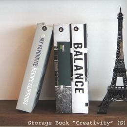 """House Doctor Storage Book """"Creativity"""" S / ハウスドクター ストレージブック """"クリエイティビティ"""" Sサイズ"""