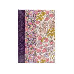 メール便発送商品 / 1185 LIBERTY Tiny Poppytot A5NoteBook / リバティ タイニーポッピートット A5ノートブック
