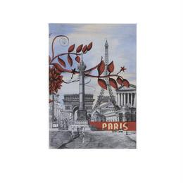 メール便発送商品 / 01002 Christian Lacroix Paris A5 Note / クリスチャンラクロワ パリ A5ノート