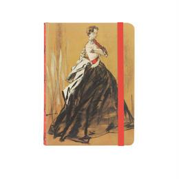 メール便発送商品 / 1149 V&A Sophia A6 Notebook / ソフィア A6ノートブック