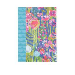 メール便発送商品 / LIBERTY Hampton Wedding A5 Notebook / リバティ ハンプトンウェディング A5 ノート