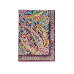メール便発送商品 / 1192 LIBERTY Swirling Paysley B5NoteBook / スワーリング ペイズリー B5ノートブック