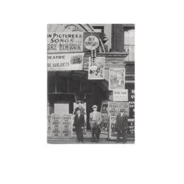 ◆メール便発送商品◆New York Times ファイブセントムービーハウス 1917 タブレットノートブック