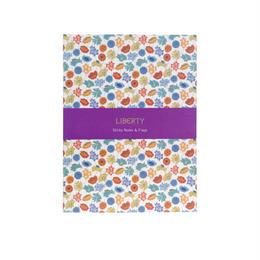 メール便発送商品 / 1184 LIBERTY LYDIA Sticky Notes & Flags / リバティ リディア スティッキー&フラッグス