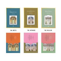 メール便発送商品 / Architectural Watercolors TableLantern / アーキテクチュアルウォーターカラーズ テーブルランタン