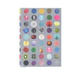 メール便発送商品 / 01213 Christian Lacroix Couture Candies A5 Notebook / クリスチャンラクロワ クチュール キャンディーズ A5 ノート