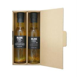 Nicolas Vahe Olive Oil Gift Set / ニコラヴァエ オリーブオイル 2本入り ギフトセット