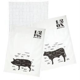 メール便対応商品/Nicolas Vahe Tea Towel  / ニコラヴァエ ティータオル