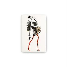 ◆メール便発送商品◆Christian Lacroix  オートクチュール メッセージカードセット