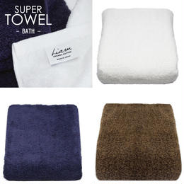 "Liam Super Towel バスタオル ""BETH"""