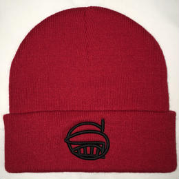 ORIGINAL G君  KNIT CAP  (RED)