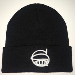 ORIGINAL G君  KNIT CAP(BLACK)