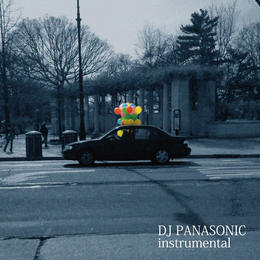 DJ PANASONIC [instrumental] CD-R
