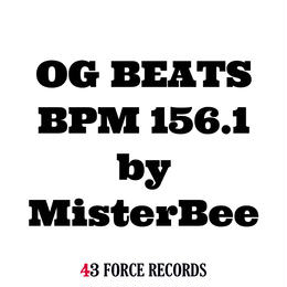 OG BEATS BPM 156.1 by MisterBee(ダウンロード商品)