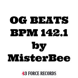 OG BEATS BPM 142.1 by MisterBee(ダウンロード商品)