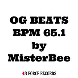 OG BEATS BPM 65.1 by MisterBee(ダウンロード商品)